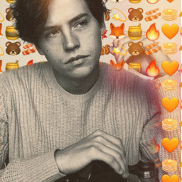 freetoedit cole sprouse love