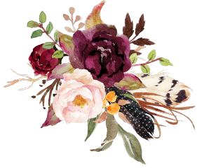 flowers feathers boho bohemian cluster ftestickers freetoedit