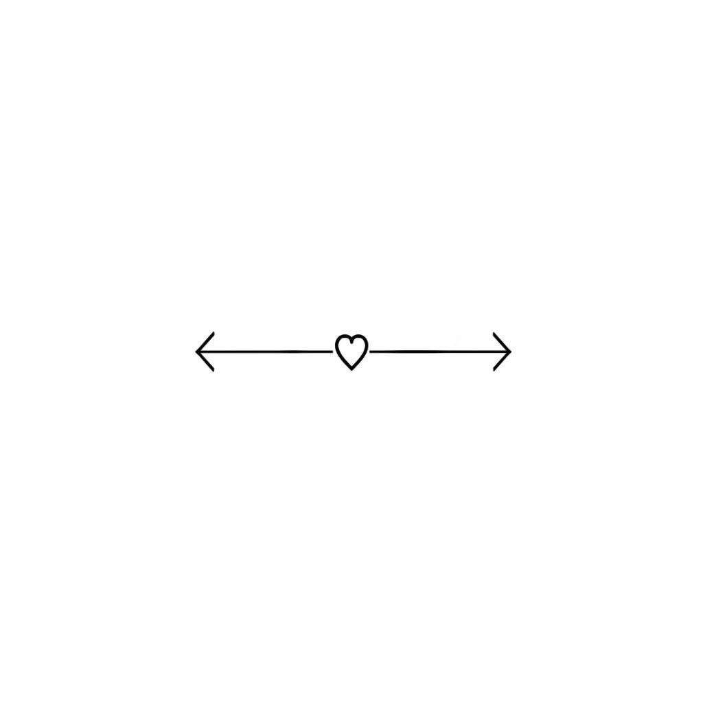 #freetoedit #white #arrow #heart