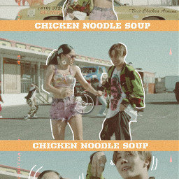 chickennoodlesoup chicken noodle soup junghoseok freetoedit