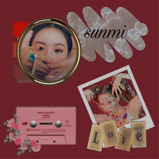 #sunmi #noir  #freetoedit