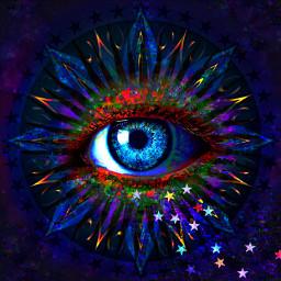 myoriginalwork originalart conceptart eyewatchingyou eyeart