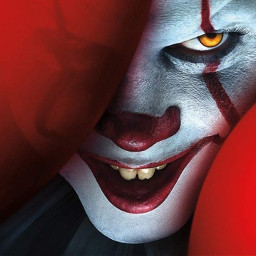it itchaptertwo pennywise horrorclown horror freetoedit