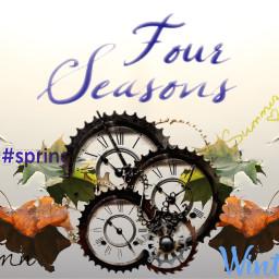 freetoedit timeless seasons ticktock ircfloating