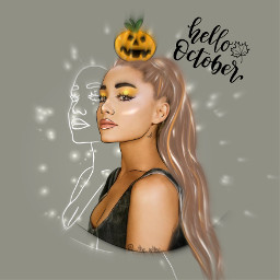 freetoedit almosthalloween fall october 2018