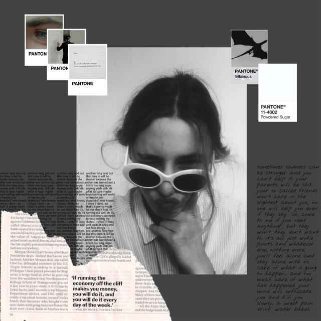 #freetoedit #pantone #art #black #white #sunglasses #artistic #eyeseeyou
