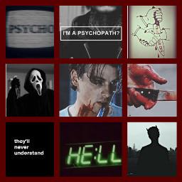 freetoedit ghostface billyloomis billy skeetulrich psycho psychopath psychopathic scream skeet
