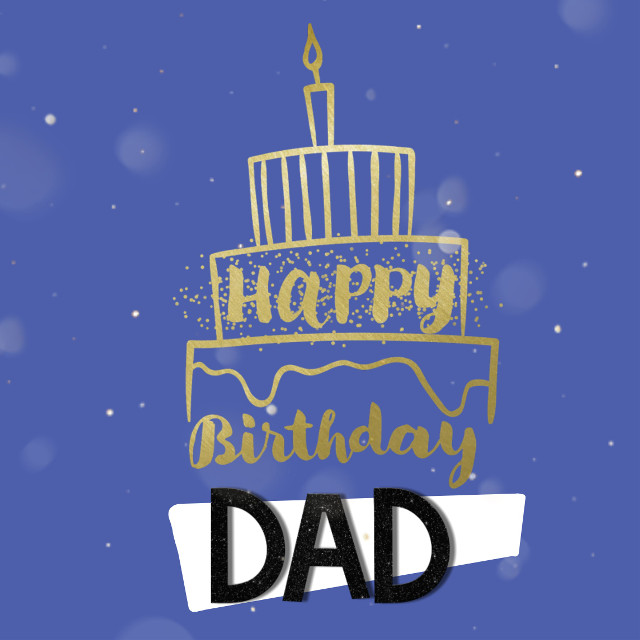 INSTAGRAM: @margo34277 YOUTUBE CHANNEL: Margo Picsart  #freetoedit #birthday #happybirthday #dad #text #blue #glitter #pastel #cake #gold #dorado