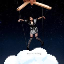 freetoedit puppet handpuppet srcclouds clouds