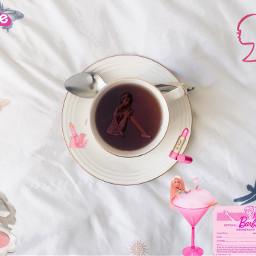 ircteatime teatime freetoedit barbie