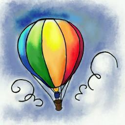 freetoedit dchotairballoon hotairballoon