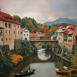 freetoedit pictoriallandscape pictorial landscape artisticeffects