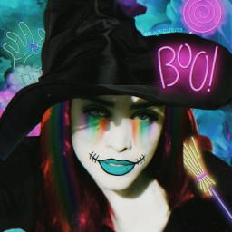 freetoedit madewithpicsart costume replay halloween