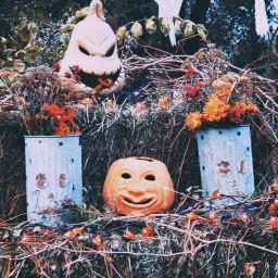 halloween october picsart landscape scary freetoedit