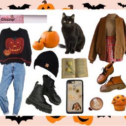 halloween fall autumn pumpkin freetoedit