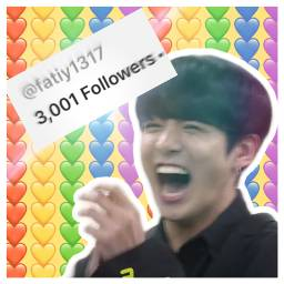 3k 3000 followers thankyou freetoedit