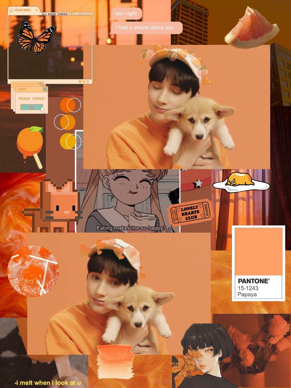 🧡🍑🔥🍑🧡    #kpop #kpopedit #orange #orangeaesthetic #txt #tomorrowxtogether #tomorrow_x_together #txthueningkai #hueningkai #hueningkaitxt #txtedit #hueningkaiedit  #freetoedit