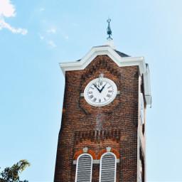 freetoedit clocktower clock building myphotography
