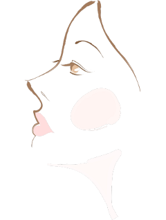 ftestickers illustration woman face profile freetoedit