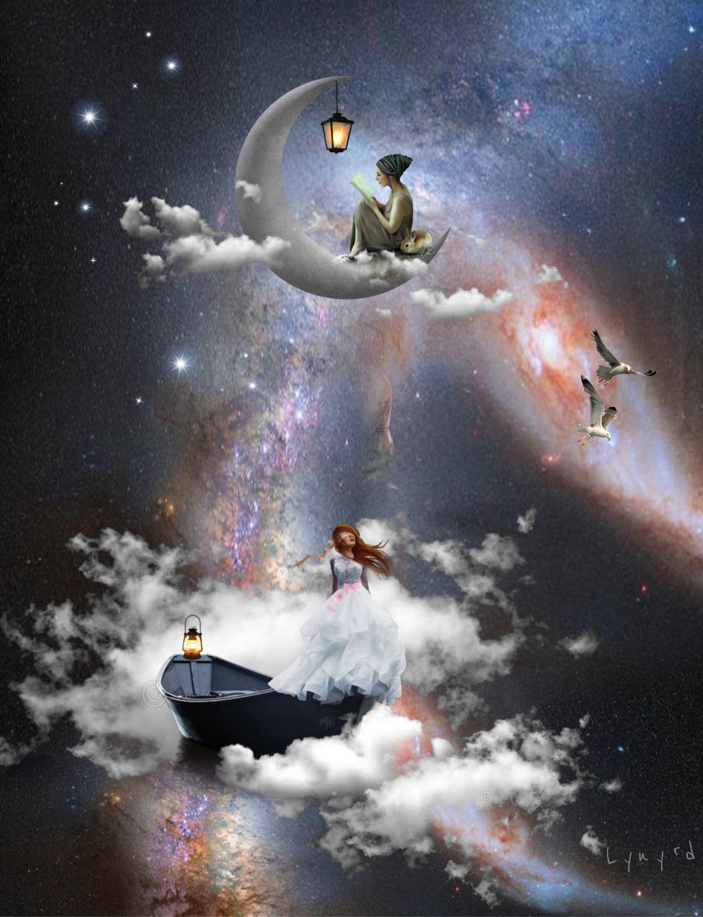 #freetoedit #fantasy #art #dream #myedit #awesome #surrealism #madewithpicsart #awesomestickers