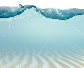 underwater water nature sand ftestickers freetoedit