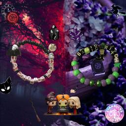 kandi kandikids kandibracelets witch witchcraft freetoedit