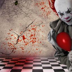 freetoedit halloween halloween2019 room blood