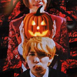 halloween juntanakama ryuseifujii johnnyswest freetoedit
