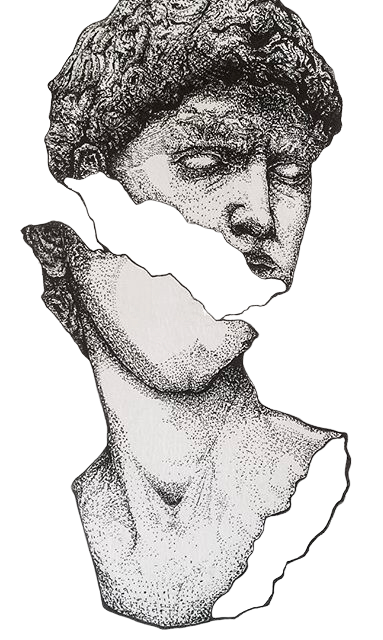 #statue #aesthetic #art #greekstatue #greek #artistic #aestheticsticker #drawing #drawingeffect #transparent #overlay #freetoedit