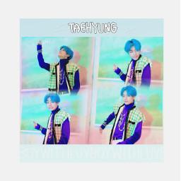 taehyung bts v boywithluv テテ freetoedit