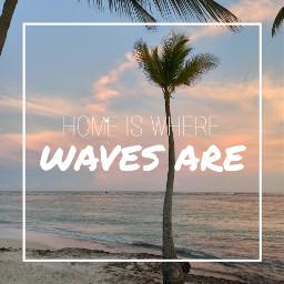 waves puntacana lifeisgood amazing freetoedit