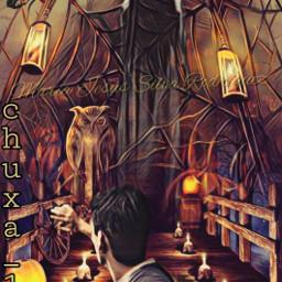 freetoedit by@chuxa_1664 superposición terror surrealismo