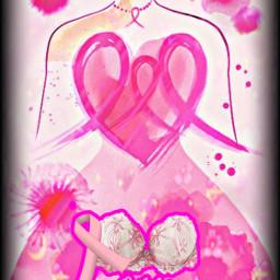 freetoedit remixed repost pink ribbon