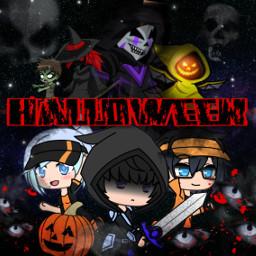 freetoedit halloween ideaexit graphicdesign ecgachalifehalloweenoc