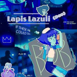 lapis lapislazuli lapislazulistevenuniverse lapisstevenuniverse lazuli