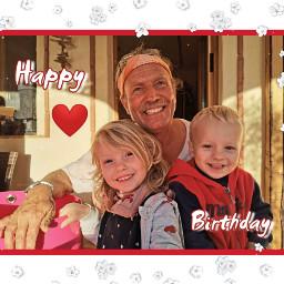 happybirthday card family freetoedit