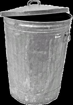 garbage trashcan trash freetoedit