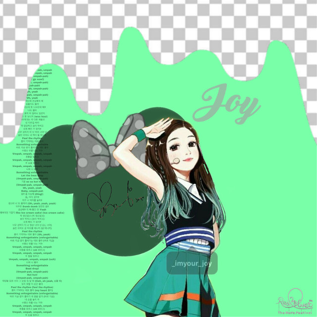•READ•     Hiiiii, i'll continute my serie 'Feel Special' edits soon........  Hope you all like my new post🤗🤗🤗  of what idol should i make my next edit? Pleas comment.......🙏🏻🙏🏻🙏🏻 ————————hastags——————— #joyredvelvet #redvelvet #kpop #bias #kpopedit #cute #animation  #freetoedit