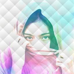 freetoedit girl hijab fashion textures myeditoffreetoedit