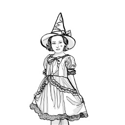 freetoedit halloween outlineart outlinedrawing outline dcwitchy