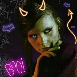 echalloweenspirit halloween myedit costume spooky