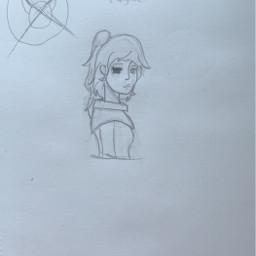 art drawing creepypastaoc