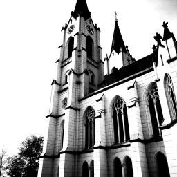blackandwhite architecture church history spiritual