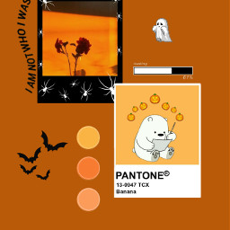 freetoedit echalloweenspirit halloweenspirit icebear aesthetic