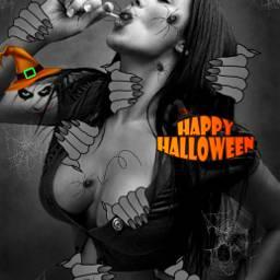 freetoedit dark scary pi31dayofhalloween spooky