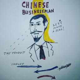 freetoedit china chinese business deal