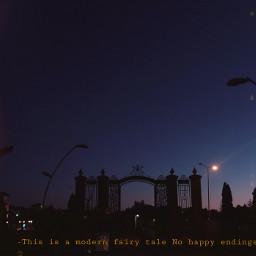 art fantasy sky vintage fairytale