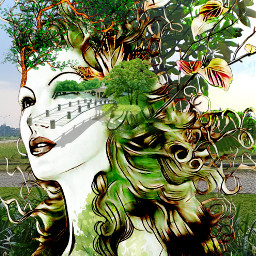freetoedit female trees branches greenery myeditoffreetoedit