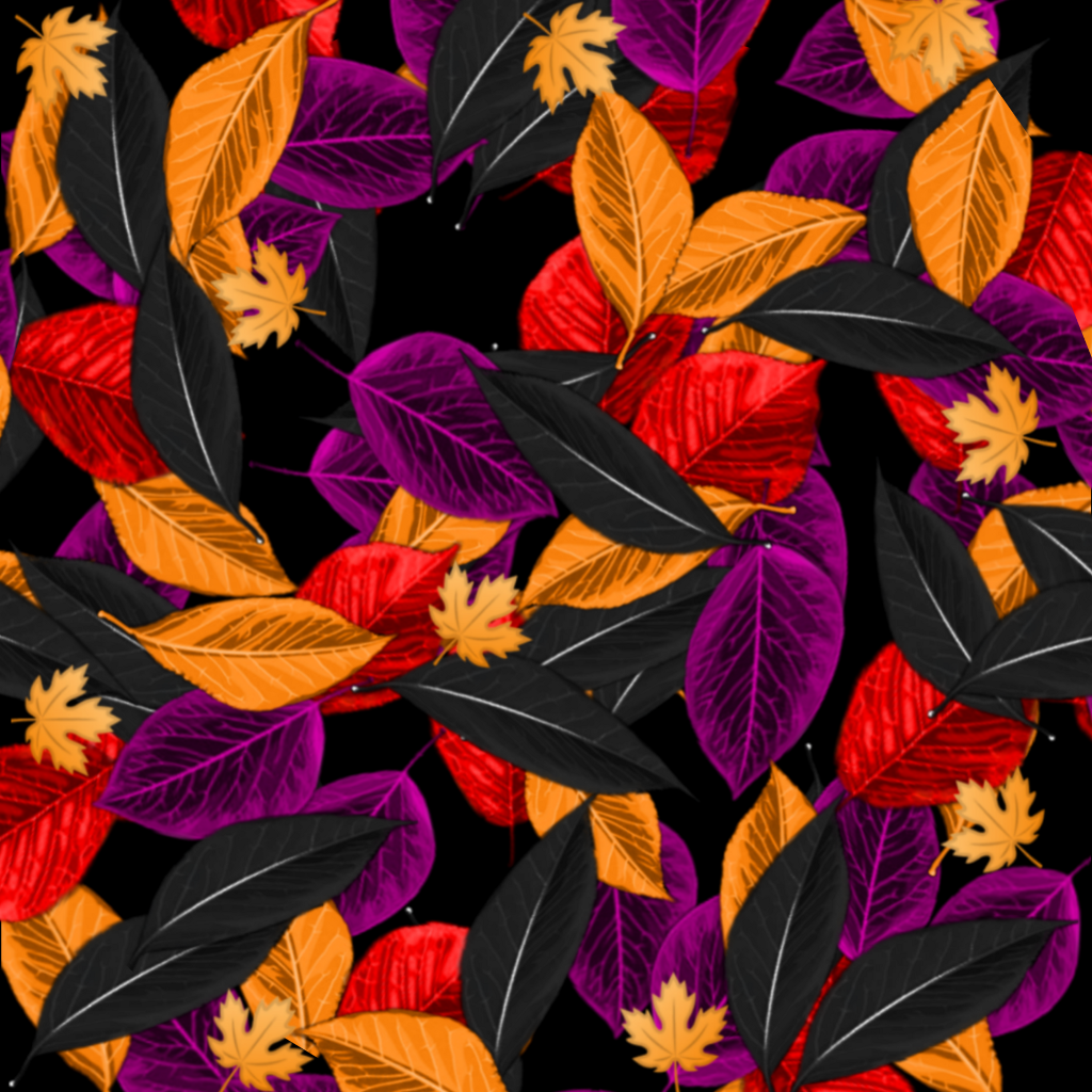 #freetoedit #leaves #fall #October #Halloween #background
