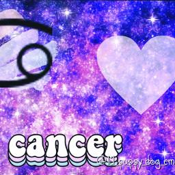 freetoedit cancer zodiacsign